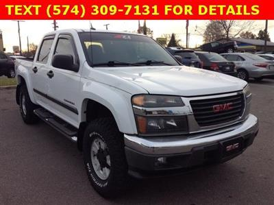 2005 Canyon Crew Cab 4x4, Pickup #M4383K - photo 1