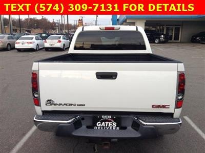 2005 Canyon Crew Cab 4x4, Pickup #M4383K - photo 2
