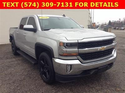 2016 Silverado 1500 Crew Cab 4x4, Pickup #M5793B - photo 1