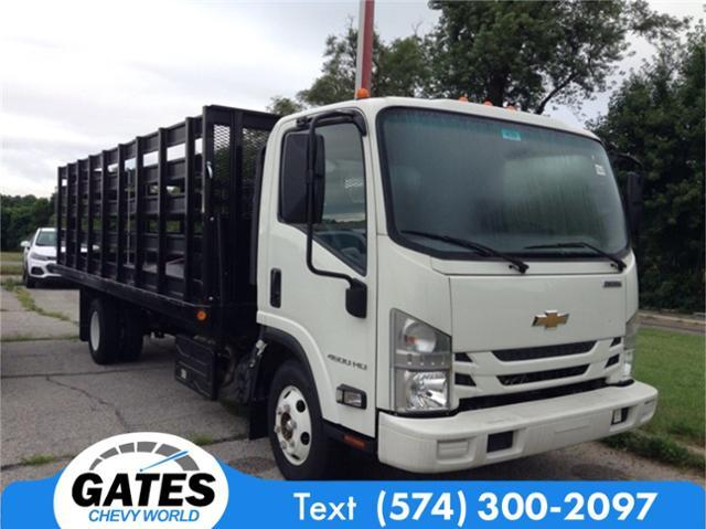 2017 LCF 4500HD Regular Cab 4x2, Monroe Stake Bed #M4558 - photo 1
