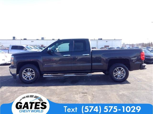 2014 Silverado 1500 Double Cab 4x2, Pickup #M4574P1 - photo 5