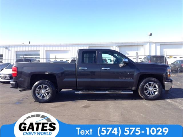 2014 Silverado 1500 Double Cab 4x2, Pickup #M4574P1 - photo 7
