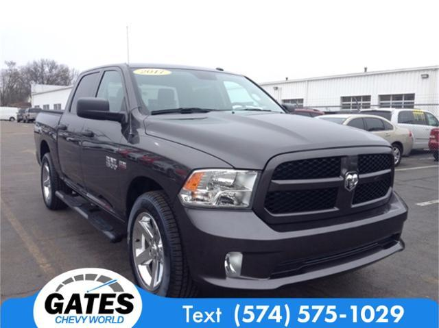 2017 Ram 1500 Crew Cab 4x4, Pickup #M4576P - photo 1