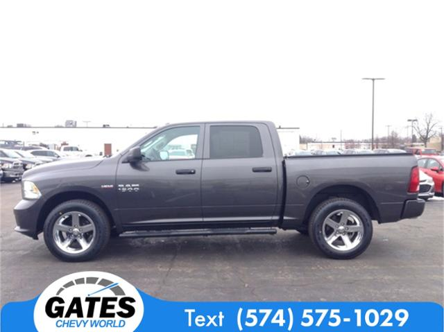 2017 Ram 1500 Crew Cab 4x4, Pickup #M4576P - photo 5