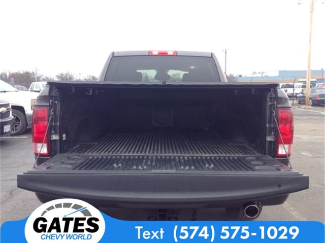 2017 Ram 1500 Crew Cab 4x4, Pickup #M4576P - photo 6