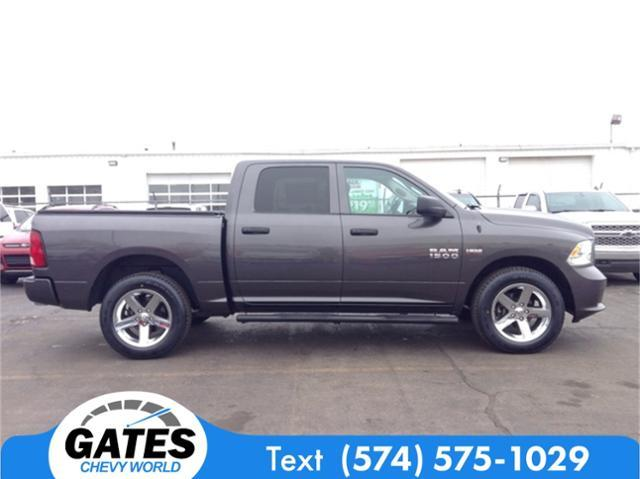 2017 Ram 1500 Crew Cab 4x4, Pickup #M4576P - photo 7