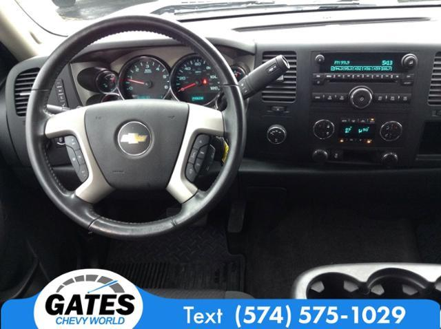 2012 Silverado 1500 Extended Cab 4x4, Pickup #M4688K - photo 11