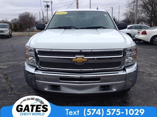 2012 Silverado 1500 Extended Cab 4x4, Pickup #M4688K - photo 4