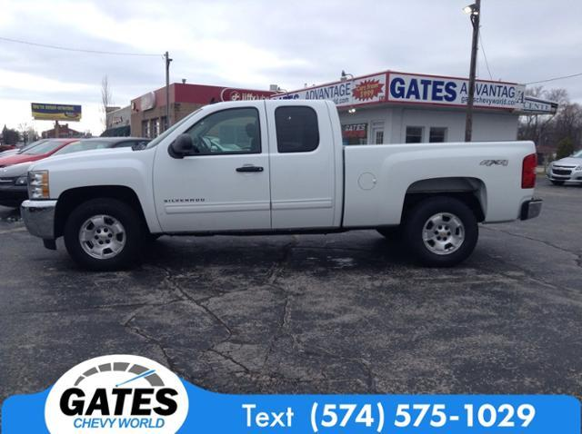 2012 Silverado 1500 Extended Cab 4x4, Pickup #M4688K - photo 5