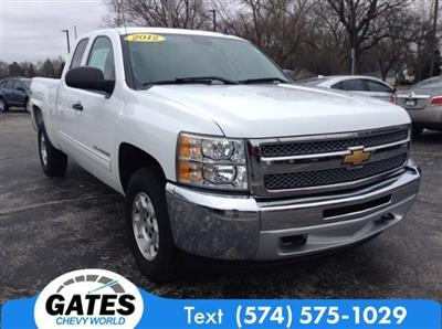 2012 Silverado 1500 Extended Cab 4x4, Pickup #M4688K - photo 3