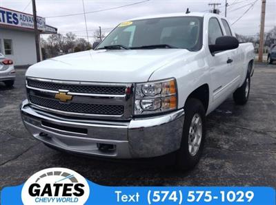 2012 Silverado 1500 Extended Cab 4x4, Pickup #M4688K - photo 1