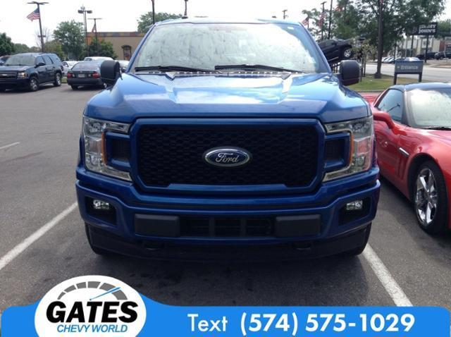 2018 Ford F-150 SuperCrew Cab 4x4, Pickup #M4720P1A - photo 4