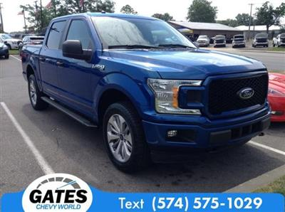 2018 Ford F-150 SuperCrew Cab 4x4, Pickup #M4720P1A - photo 3