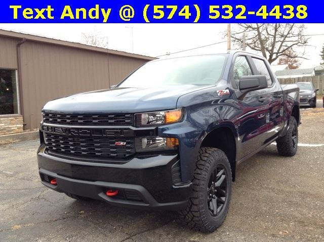 2019 Silverado 1500 Crew Cab 4x4,  Pickup #M4859 - photo 1