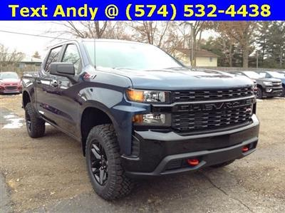 2019 Silverado 1500 Crew Cab 4x4,  Pickup #M4859 - photo 3