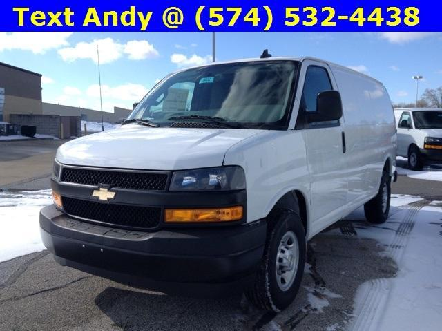 2019 Express 2500 4x2,  Empty Cargo Van #M4903 - photo 1
