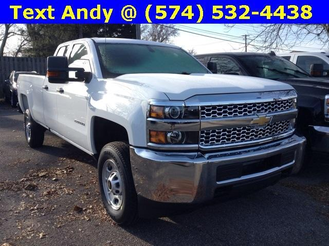 2019 Silverado 2500 Double Cab 4x4,  Pickup #M4933 - photo 3