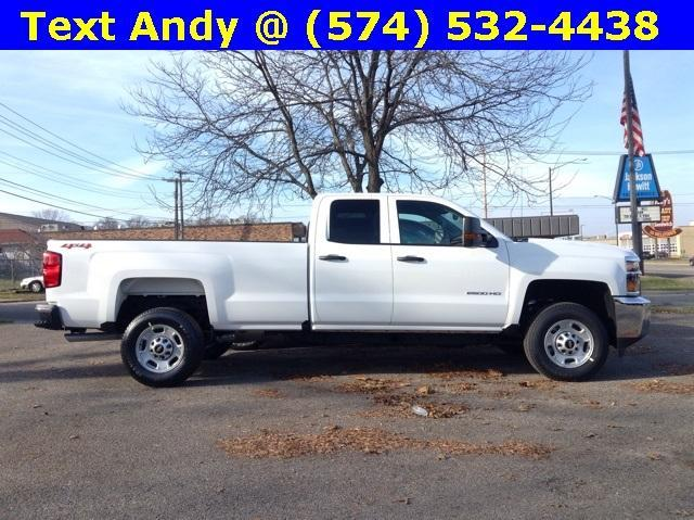 2019 Silverado 2500 Double Cab 4x4,  Pickup #M4933 - photo 5