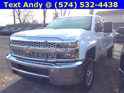 2019 Silverado 2500 Double Cab 4x4,  Pickup #M4933 - photo 1