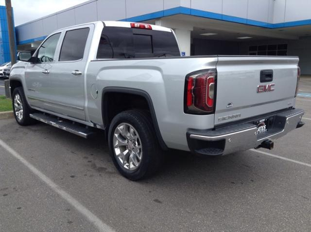 2017 GMC Sierra 1500 Crew Cab 4x4, Pickup #M4964P - photo 7