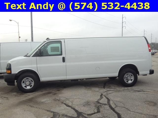 2019 Express 3500 4x2,  Empty Cargo Van #M4994 - photo 3