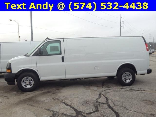 2019 Express 3500 4x2,  Empty Cargo Van #M5003 - photo 3