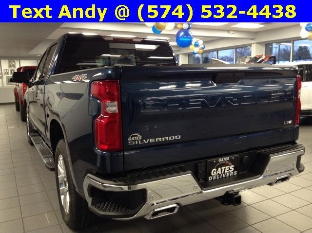 2019 Silverado 1500 Crew Cab 4x4,  Pickup #M5017 - photo 2