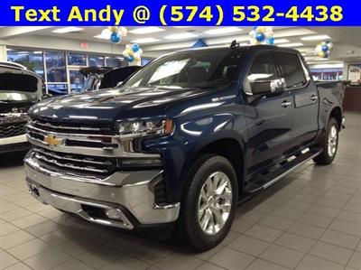 2019 Silverado 1500 Crew Cab 4x4,  Pickup #M5017 - photo 1