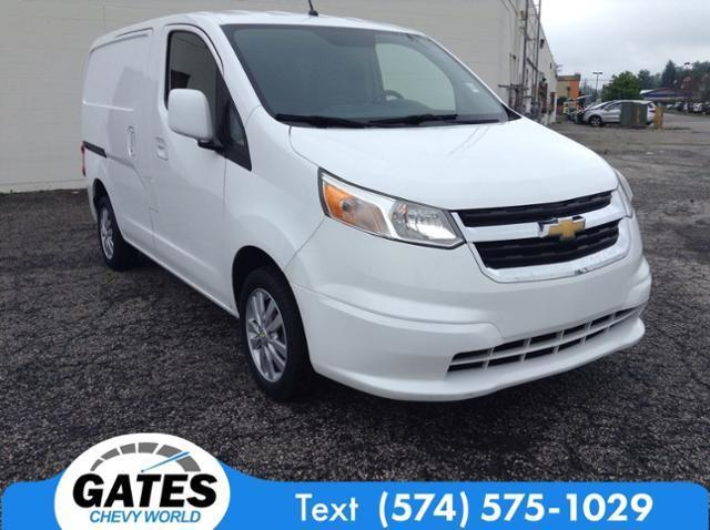 2015 Chevrolet City Express FWD, Upfitted Cargo Van #M5051P - photo 3