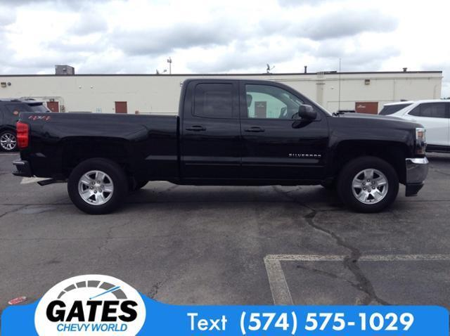 2018 Chevrolet Silverado 1500 Double Cab 4x4, Pickup #M5056P - photo 9
