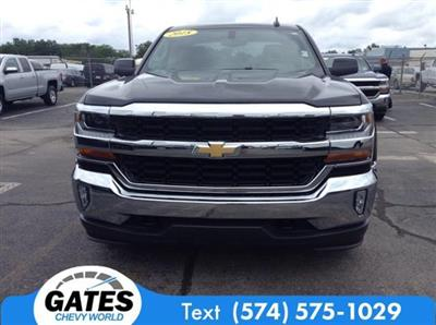 2018 Chevrolet Silverado 1500 Double Cab 4x4, Pickup #M5056P - photo 4