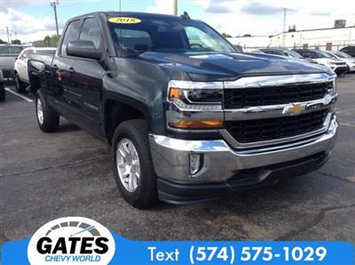 2018 Chevrolet Silverado 1500 Double Cab 4x4, Pickup #M5073P - photo 3