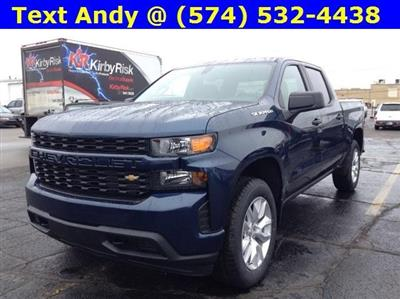 2019 Silverado 1500 Crew Cab 4x4,  Pickup #M5079 - photo 1