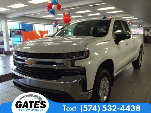 2019 Silverado 1500 Double Cab 4x4, Pickup #M5088 - photo 1