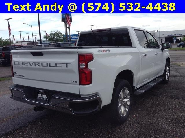 2019 Silverado 1500 Crew Cab 4x4,  Pickup #M5144 - photo 4
