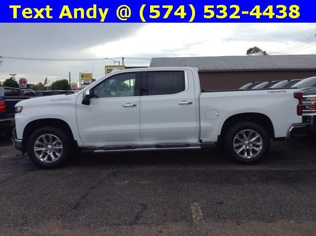 2019 Silverado 1500 Crew Cab 4x4,  Pickup #M5144 - photo 5