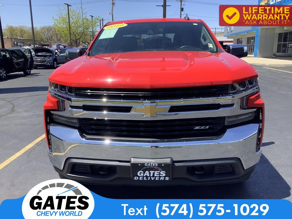 2019 Silverado 1500 Double Cab 4x4,  Pickup #M5174 - photo 1