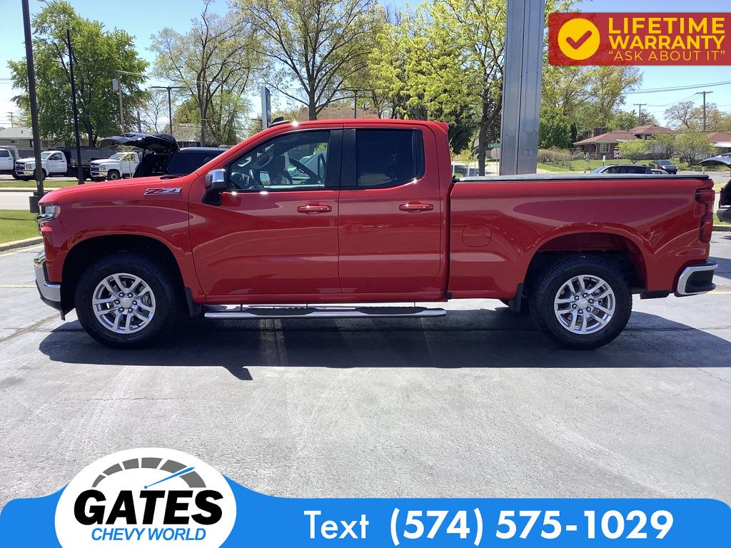 2019 Silverado 1500 Double Cab 4x4,  Pickup #M5174 - photo 4