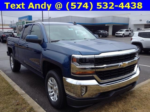 2019 Silverado 1500 Double Cab 4x4,  Pickup #M5201 - photo 1