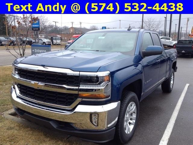 2019 Silverado 1500 Double Cab 4x4,  Pickup #M5201 - photo 2