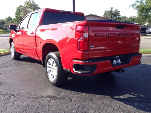 2019 Chevrolet Silverado 1500 Crew Cab 4x4, Pickup #M5202P1 - photo 2