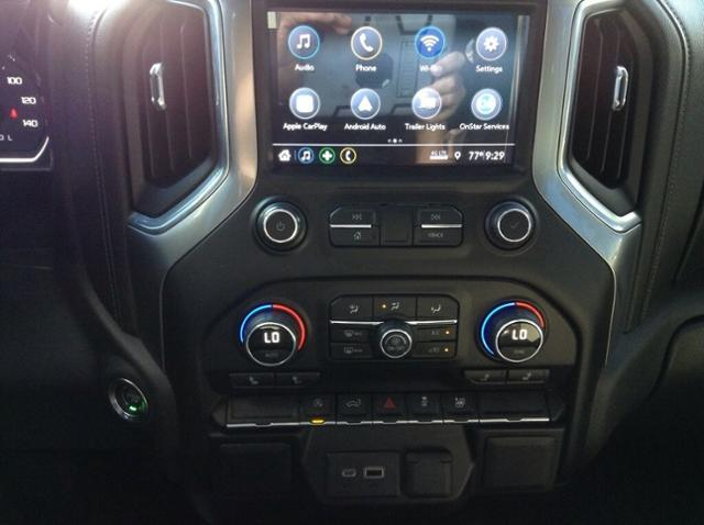 2019 Chevrolet Silverado 1500 Crew Cab 4x4, Pickup #M5202P1 - photo 15