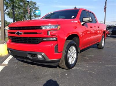 2019 Chevrolet Silverado 1500 Crew Cab 4x4, Pickup #M5202P1 - photo 1