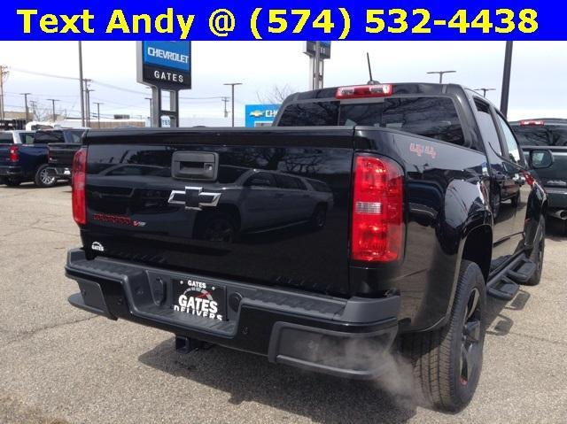 2019 Colorado Crew Cab 4x4,  Pickup #M5203 - photo 4