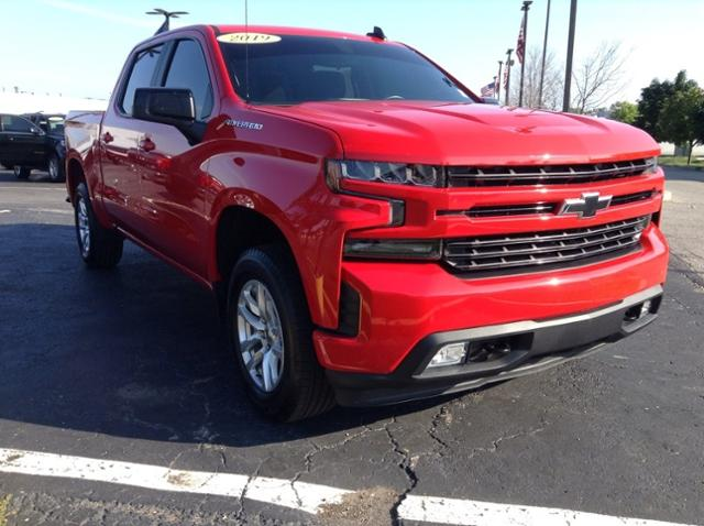 2019 Chevrolet Silverado 1500 Crew Cab 4x4, Pickup #M5202P1 - photo 3