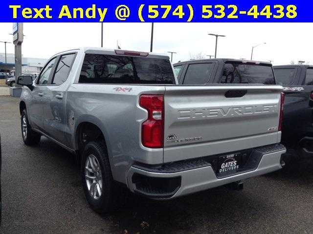 2019 Silverado 1500 Crew Cab 4x4,  Pickup #M5239 - photo 2