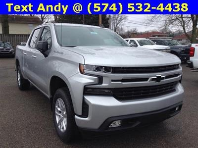 2019 Silverado 1500 Crew Cab 4x4,  Pickup #M5239 - photo 3