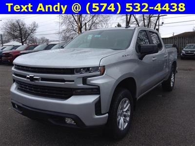 2019 Silverado 1500 Crew Cab 4x4,  Pickup #M5239 - photo 1