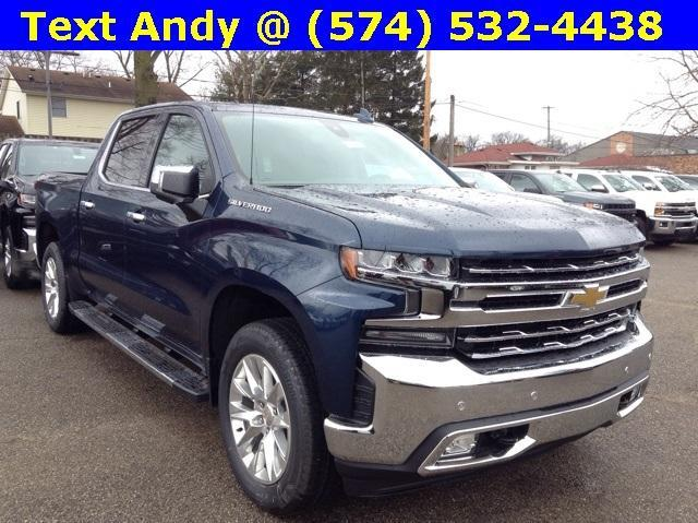 2019 Silverado 1500 Crew Cab 4x4,  Pickup #M5240 - photo 1