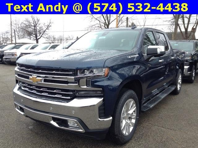 2019 Silverado 1500 Crew Cab 4x4,  Pickup #M5240 - photo 2